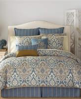 croscill quarters queen 4pc comforter set bedding