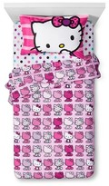 Hello Kitty Sheet Set - Multicolor (Twin)