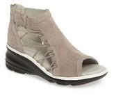 Jambu Women's Naomi Perforated Wedge Sandal