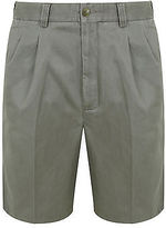 Yours Clothing BadRhino Plus Size Mens Trousers Chino Shorts Bottoms Elasticated Waist Insert