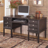 Signature Design by Ashley Carlyle Storage Desk