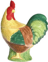 Pfaltzgraff Rooster Meadow Cookie Jar