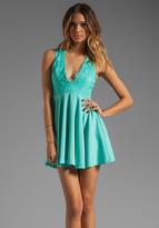 Keepsake Need Your Love Lace Dress