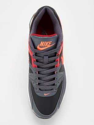Nike Command - Grey/Red