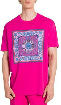 Versace Square Baroque T-Shirt