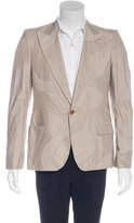 Bottega Veneta Patchwork Sport Coat