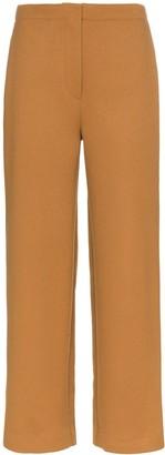 Roksanda Petra Wool Blend Trousers