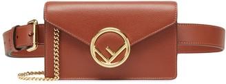 Fendi F motif belt bag