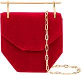 M2Malletier Amor/fati Mini Leather Shoulder Bag