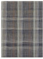 "Chilewich Plaid Floor Mat, 35"" x 48"""