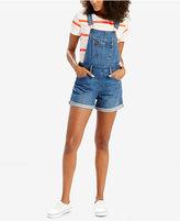 Levi's Orange Tab Denim Shortalls, Select for Macy's