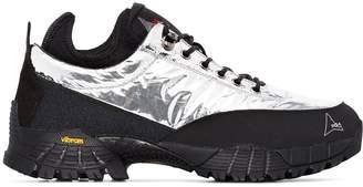 ROA Neal metallic sneaker boots