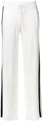 P.A.R.O.S.H. Contrast Stripe Trousers