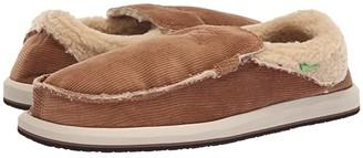 Sanuk Chiba Chill (Light Brown) Men's Slip on Shoes