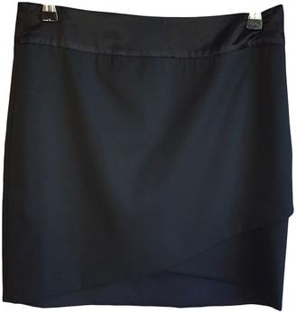 The Kooples Black Wool Skirts