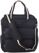 Bed Bath & Beyond Perry Mackin Madison Backpack Diaper Bag in Black