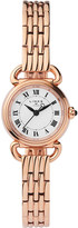 Links of London 6010.2174 Driver Mini rose gold-plated stainless steel watch