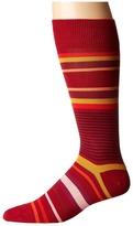 Paul Smith Lawn Stripe Socks Men's Quarter Length Socks Shoes