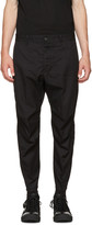 DSQUARED2 Black Skipper Chinos