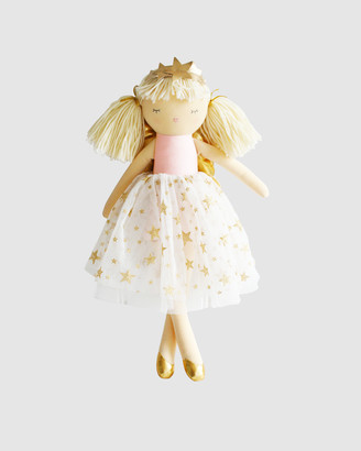 Alimrose - Girl's Pink Plush dolls - Sophie Fairy Doll 48cm - Size One Size at The Iconic