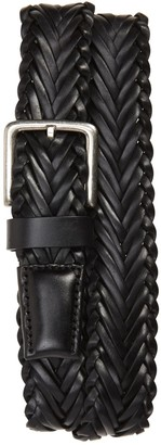 Cole Haan Braided Leather Belt