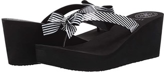 GUESS Siarra (White) Women's Sandals