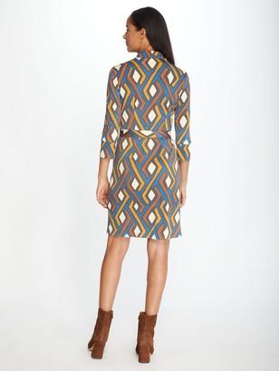 J.Mclaughlin Brynn Dress in Vilhada Geo