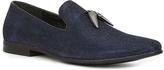 Giorgio Brutini Black & Blue Conquest Loafer
