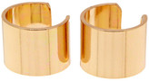 Jules Smith Designs Gold-Tone Papi Ring Cuff Set - Set of 2
