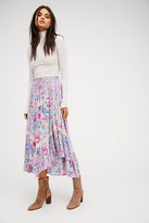 Spell & The Gypsy Collective Womens BABUSHKA SCARF SKIRT