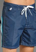 """Sundek 17"""" Solid Boardshorts"""