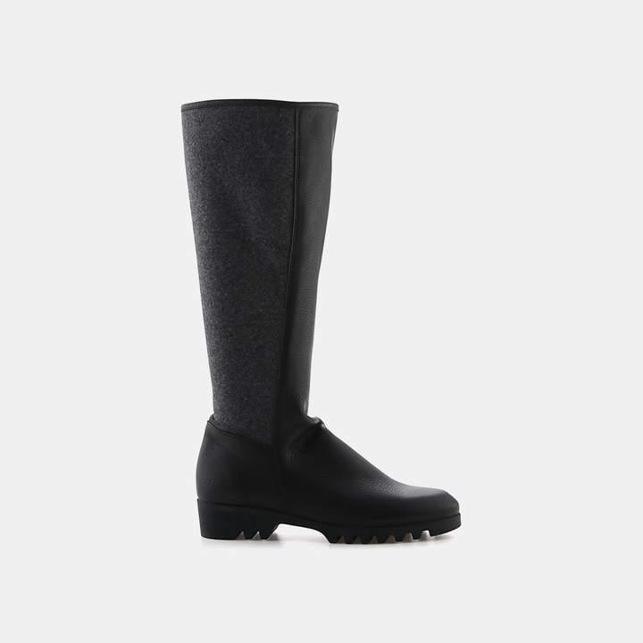 Arche Jimbo Tall Lug Sole Boot