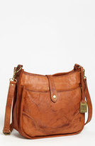 Frye 'Campus' Leather Crossbody Bag - Brown