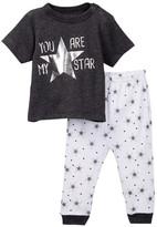 Rene Rofe Superstar Top & Pant Set (Baby Boys)