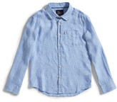 The Academy Brand Orson Linen Shirt (8-14 Years)