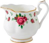 Royal Albert White Vintage Creamer