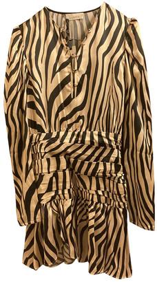 Laneus Silk Dress for Women
