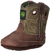 John Deere JD0336 Pull On Crib Boot (Infant)