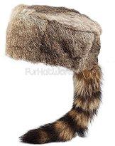 Frr Kids Davy Crockett Rabbit Hat (L)