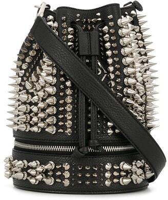 Philipp Plein Studded Bucket Bag