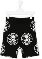 Philipp Plein Junior Jackson track shorts