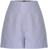 Lavender Linen Shorts