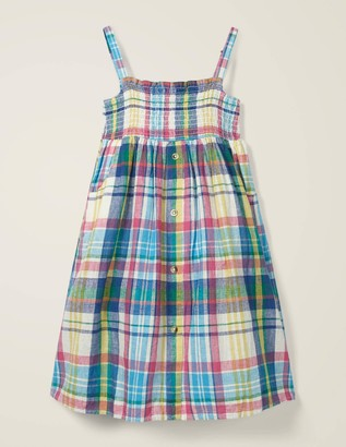 Button Through Dress
