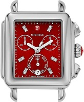 Michele Deco, Diamond Dial Watch Watches