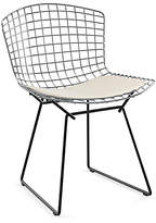 Design Within Reach Bertoia Two-Tone Side Chair with Seat Pad
