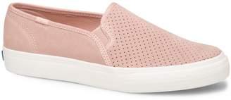 Keds Double Decker Suede Slip-On Sneakers