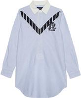 Ralph Lauren Chevron cotton dress 7-16 years
