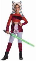 Kids Star Wars Clone Wars Ahsoka Deluxe Costume
