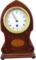One Kings Lane Vintage Inlaid Mantel Clock