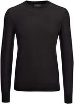Light Merinos Sweater In Black
